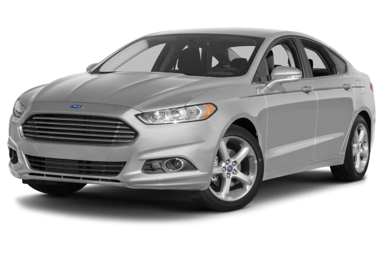 2013 Ford Fusion Information