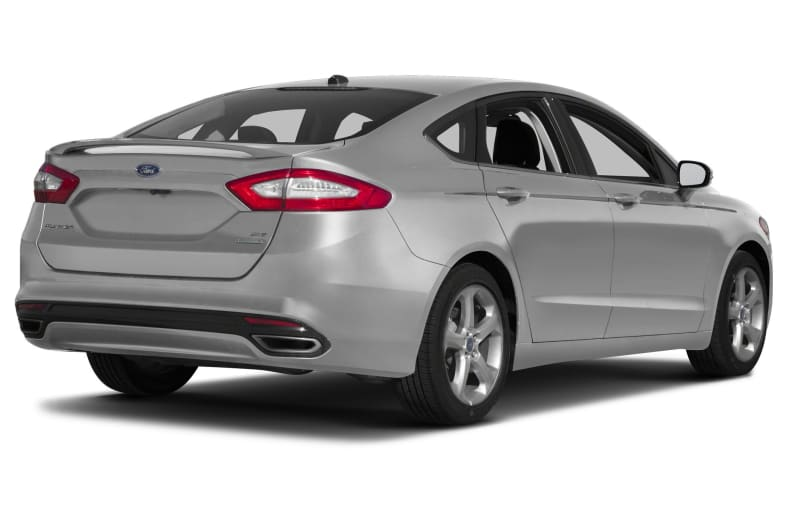 Fresh ford Fusion 2016 Ecoboost