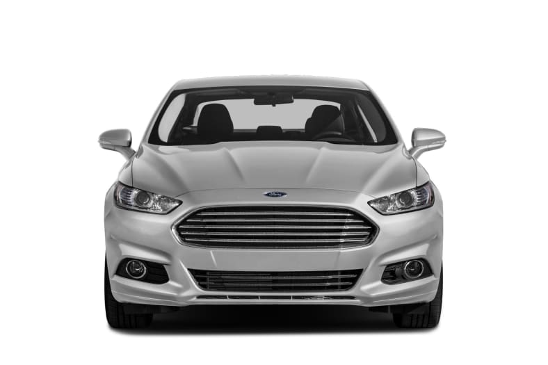 2016 Ford Fusion Exterior Photo