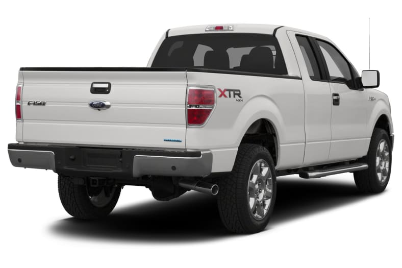2013 ford f 150 stx 4x2 supercab styleside 6 5 ft box 145 in wb pictures. Black Bedroom Furniture Sets. Home Design Ideas