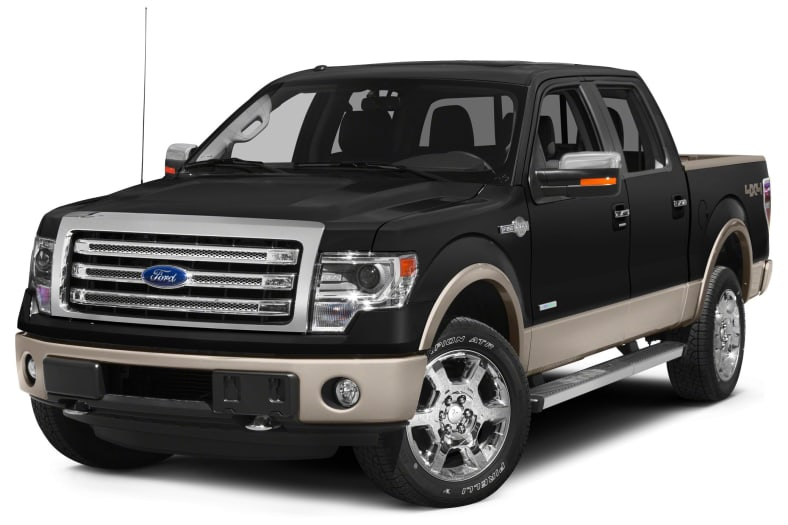 2013 ford f 150 king ranch 4x4 supercrew cab styleside 5 5 ft box 145 in wb information. Black Bedroom Furniture Sets. Home Design Ideas