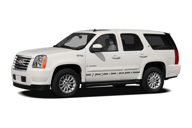 2013 Yukon Hybrid