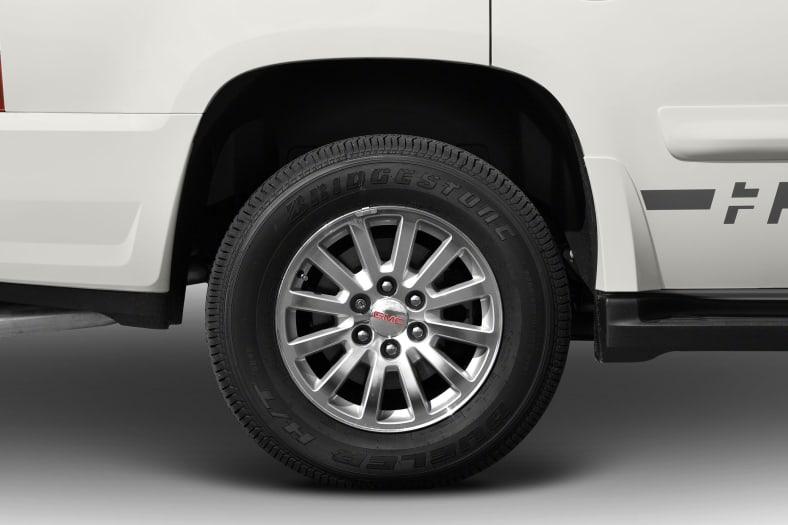 2013 GMC Yukon Hybrid Exterior Photo