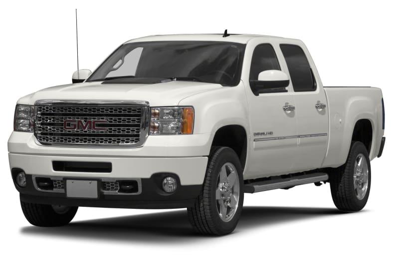 2013 Sierra 3500HD
