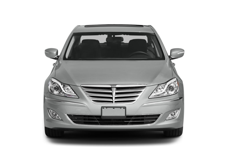 2013 Hyundai Genesis Exterior Photo