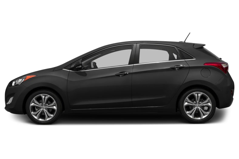 2013 Hyundai Elantra GT Exterior Photo