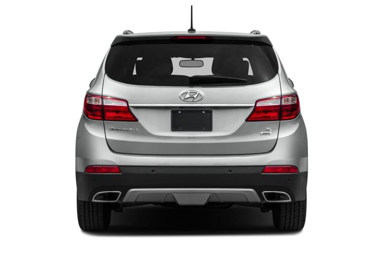 2013 Hyundai Santa Fe Exterior Photo