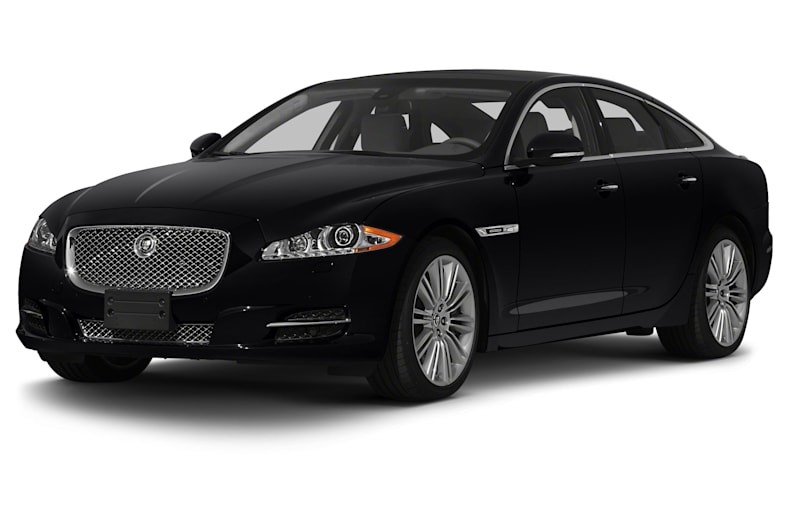 2013 Jaguar XJ Exterior Photo