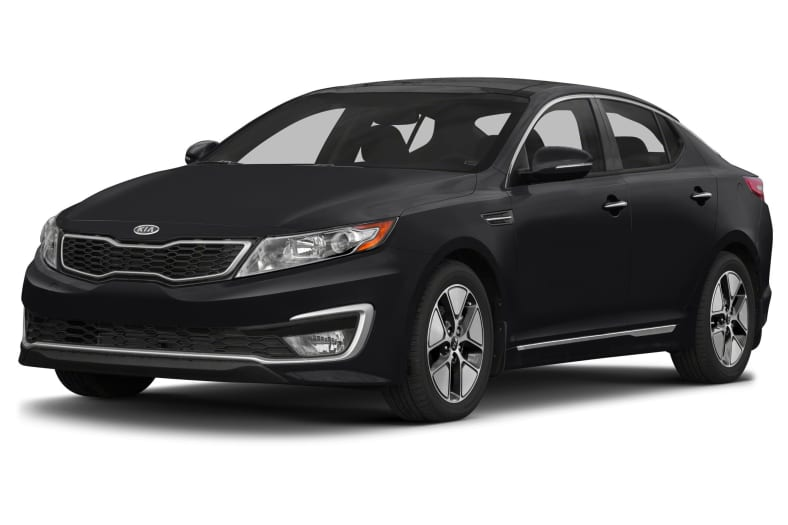 2013 Kia Optima Hybrid Information