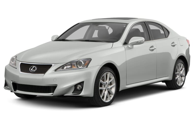 2013 IS 350