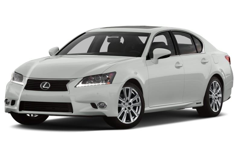 2015 GS 450h