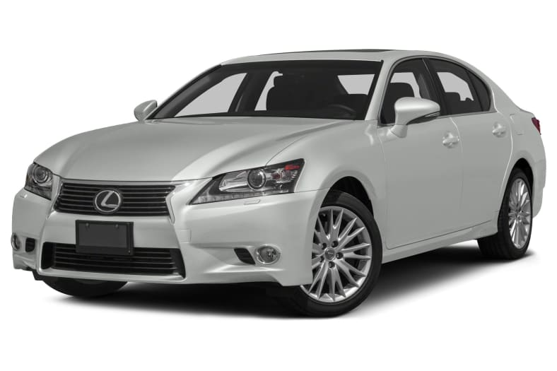 2015 GS 350