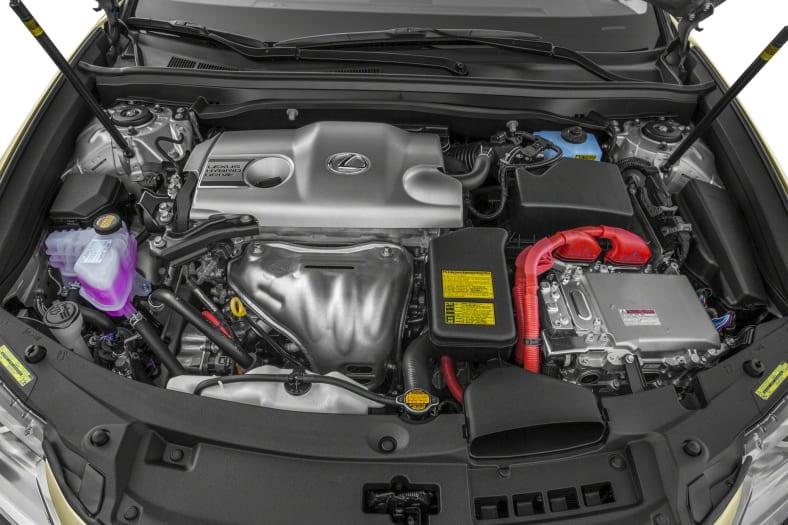 2014 Lexus ES 300h Exterior Photo