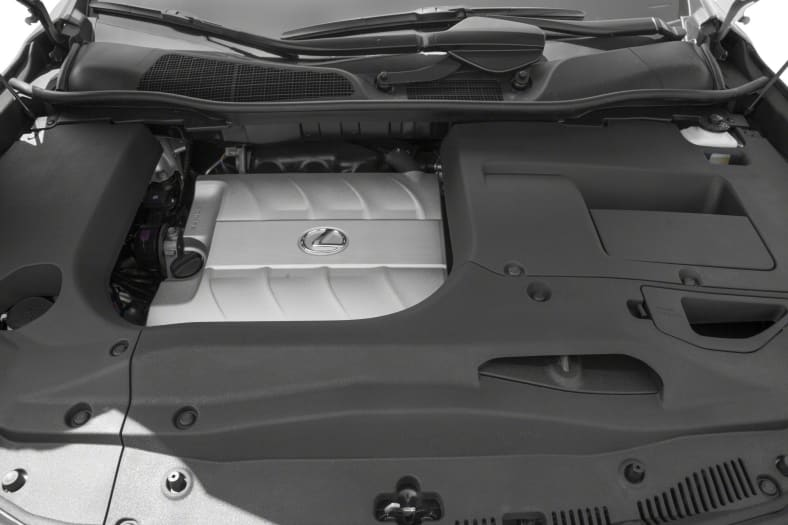2013 Lexus RX 350 Exterior Photo