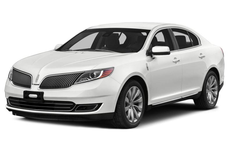 2013 Lincoln MKS Exterior Photo