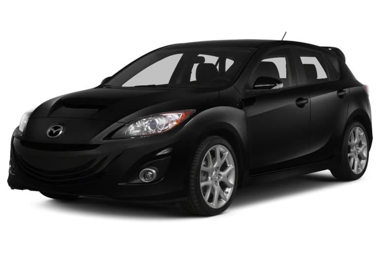 2013 Mazda MAZDASPEED3 Exterior Photo