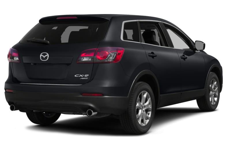 2014 Mazda CX-9 Exterior Photo