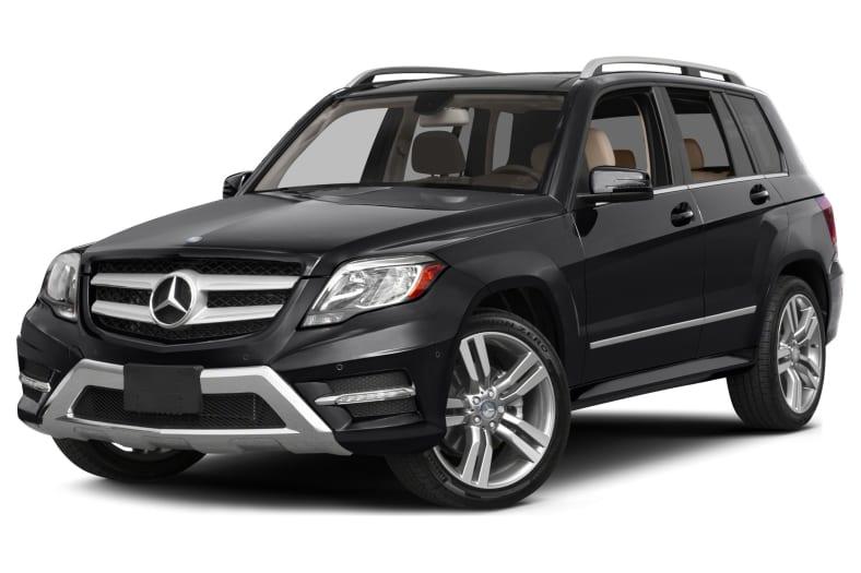 2015 Mercedes Benz GLK Class Information