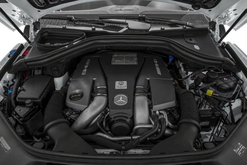 2016 Mercedes-Benz AMG GL Exterior Photo
