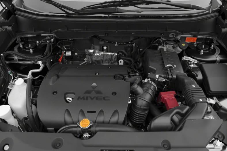 2013 Mitsubishi Outlander Sport Exterior Photo