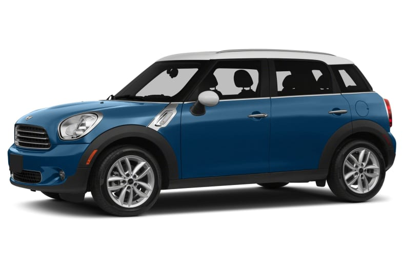 2013 mini countryman cooper 4dr front-wheel drive sport utility pictures