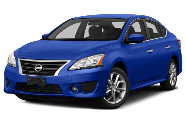 SR 4dr Sedan 2014 Nissan Sentra