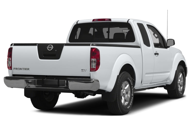 2014 Nissan Frontier Desert Runner For Sale >> 2013 Nissan Frontier SV-I4 4x2 King Cab 6 ft. box 125.9 in. WB Pictures