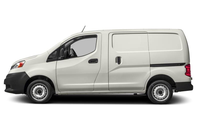 Nissan Cargo Van >> 2017 Nissan Nv200 S 4dr Compact Cargo Van Pictures