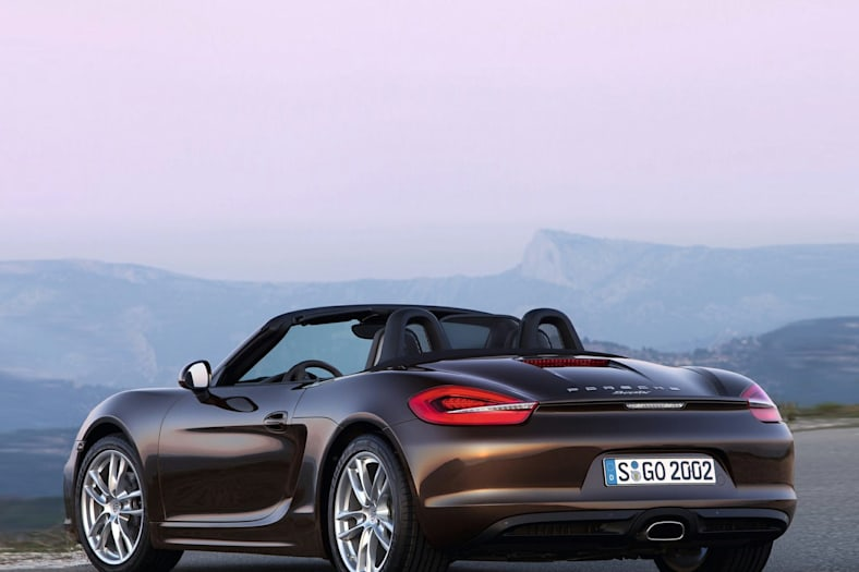2016 Boxster