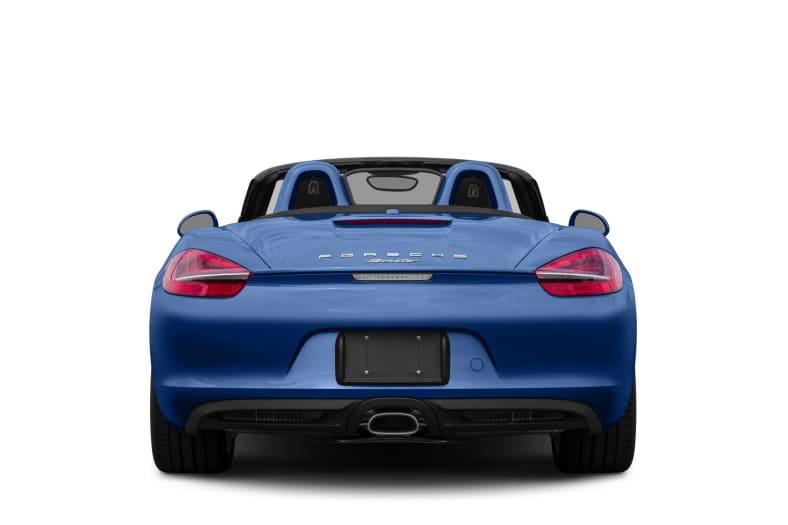 2013 Porsche Boxster Exterior Photo