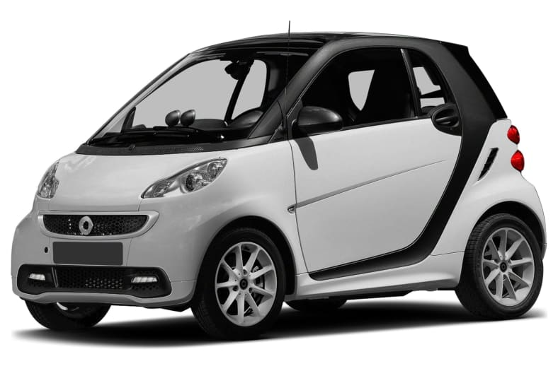 2013 smart fortwo electric drive passion 2dr Coupe Pictures