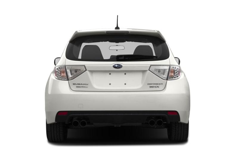 2013 Subaru Impreza WRX Information
