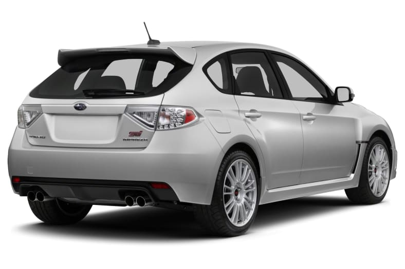 2013 subaru impreza wrx sti 4dr all wheel drive hatchback. Black Bedroom Furniture Sets. Home Design Ideas
