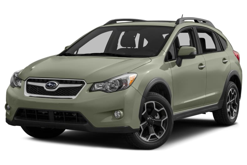 2014 Subaru XV Crosstrek Exterior Photo