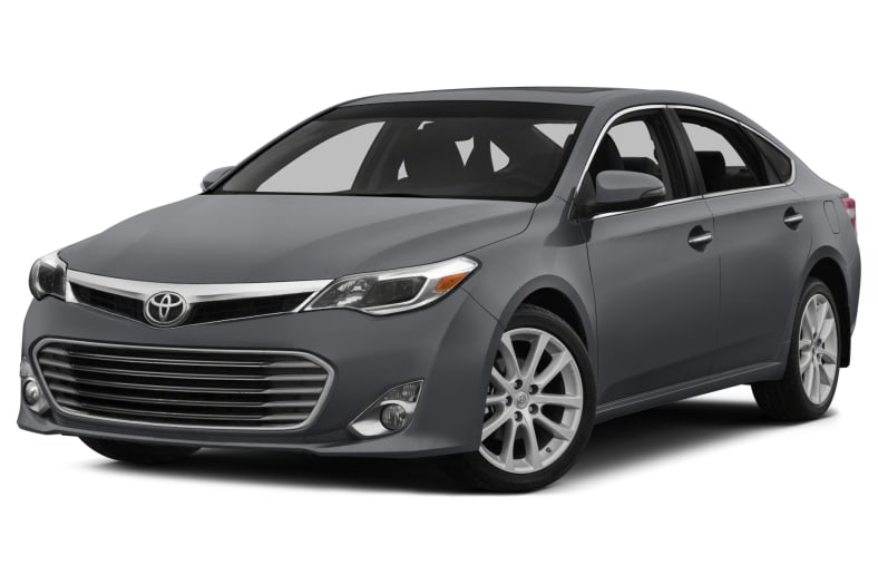 2015 Toyota Avalon Information