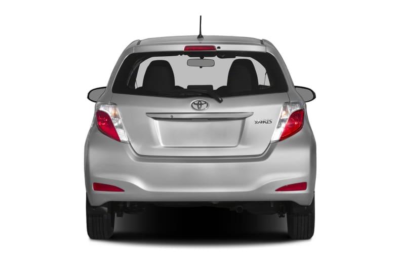 2014 Toyota Yaris Exterior Photo