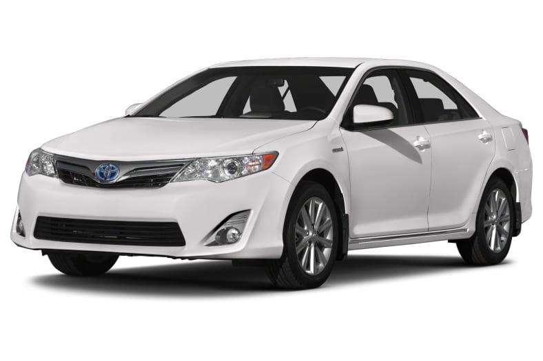2013 Toyota Camry Hybrid Information