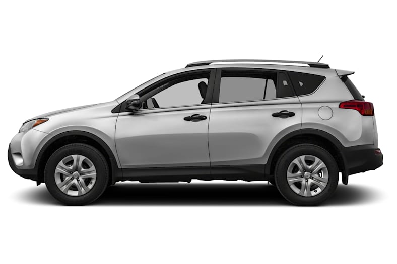 2013 Toyota RAV4 Exterior Photo