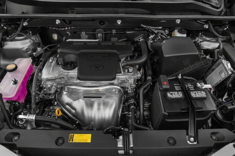 2015 Toyota RAV4 Information