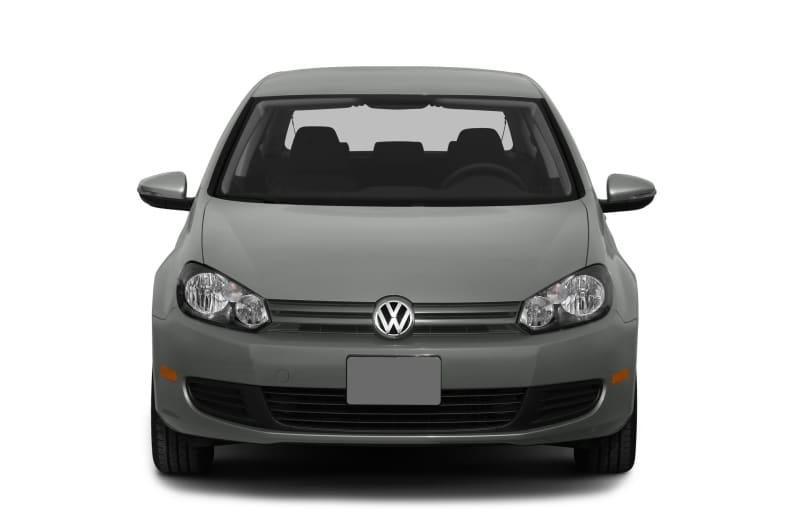 2013 Volkswagen Golf Exterior Photo