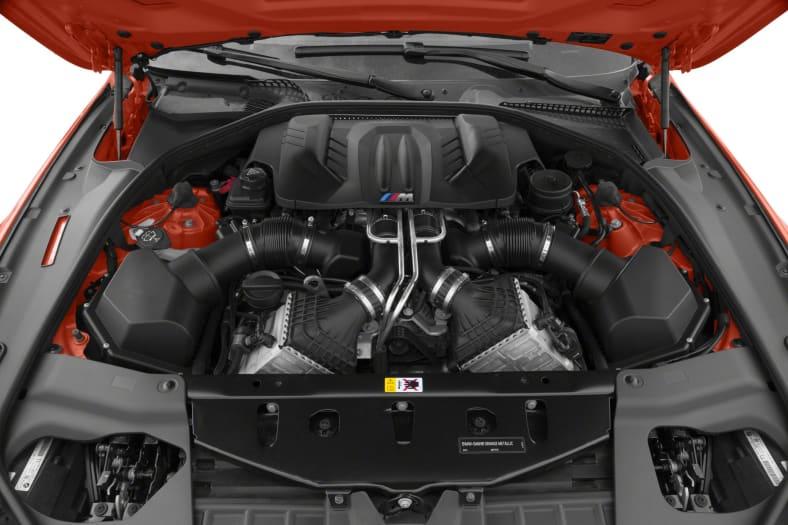 2014 BMW M6 Exterior Photo
