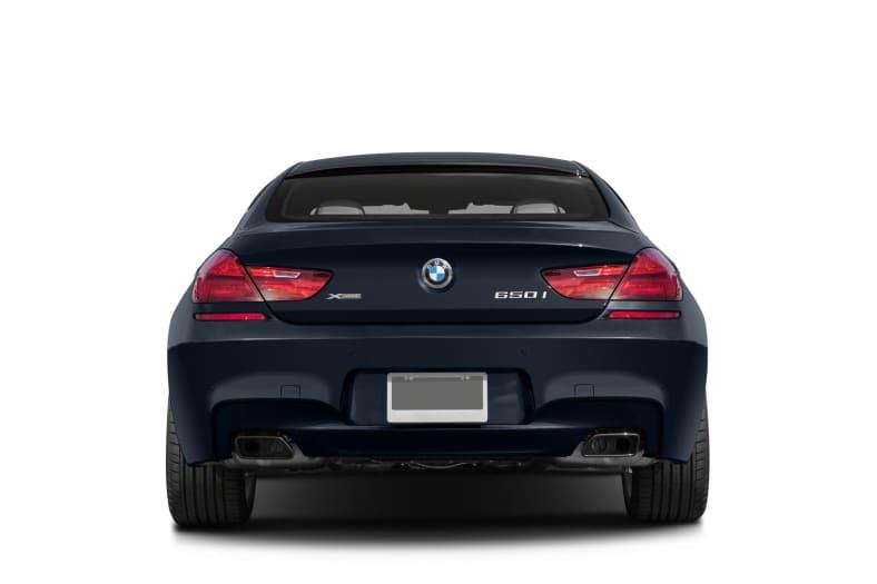 2014 BMW 640 Gran Coupe Exterior Photo