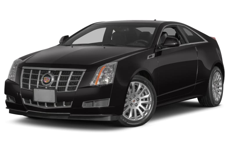 2014 Cadillac CTS Performance 2dr All wheel Drive Coupe