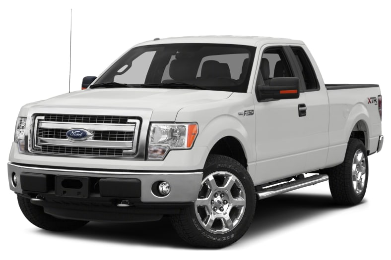 2014 ford f 150 xlt 4x4 supercab styleside 8 ft box 163 in wb pictures. Black Bedroom Furniture Sets. Home Design Ideas