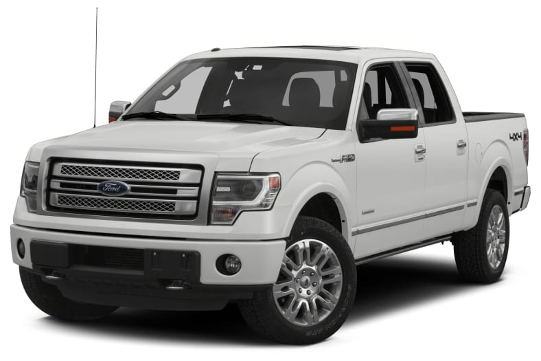 2014 F150 Platinum >> 2014 Ford F 150 Platinum 4x4 Supercrew Cab Styleside 6 5 Ft Box 157 In Wb Pricing And Options