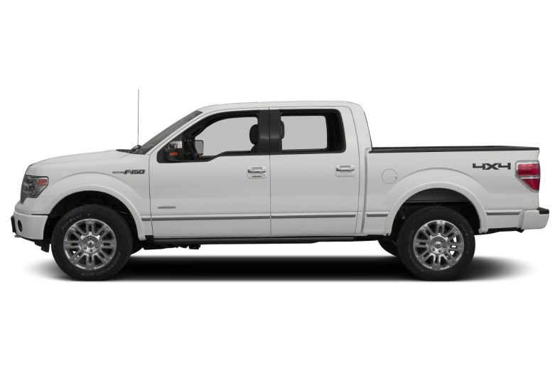 2013 Ford F 150 Supercrew 4x4 157 In Wb Platinum Styleside