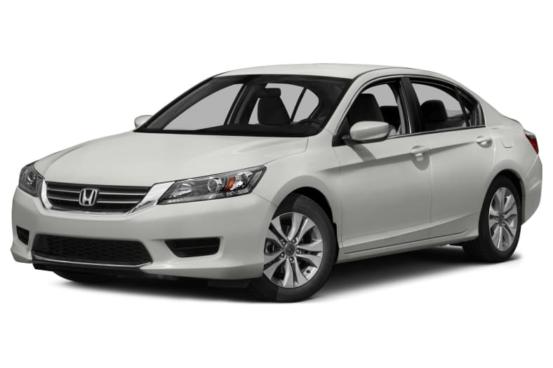 2015 Honda Accord Exterior Photo