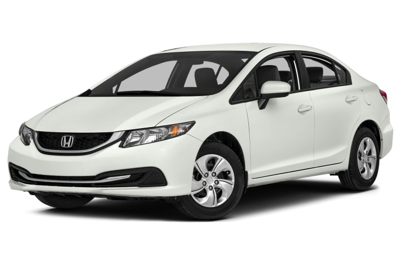 2014 Honda Civic Information