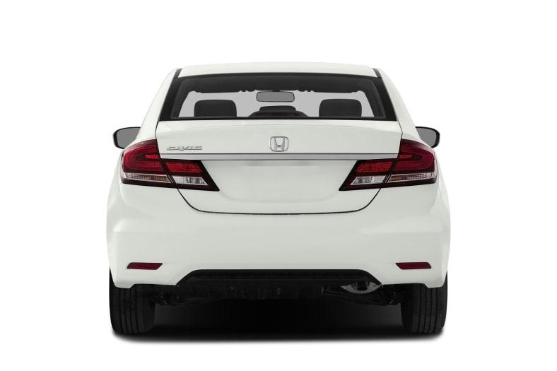 2014 Honda Civic Exterior Photo