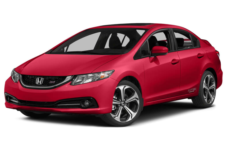 2014 Honda Civic Si 4dr Sedan Specs and Prices